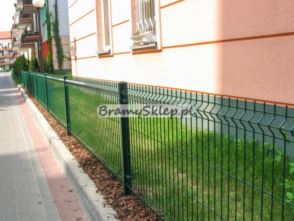 Nowość Panele ogrodzeniowe 250cm/103cm/4mm oczko 50x200mm - Antracyt MS79