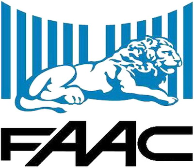 FAAC - systemy parkingowe, automatyka do bram, napędy do bram, napędy do rolet, piloty, kontrola dostępu, drzwi automatyczne