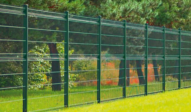 Modne ubrania BramySklep.pl - montaż paneli ogrodzeniowych, panele ogrodzeniowe VY11